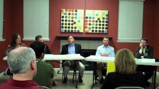 2012 Mountain View City Council Candidate Forum @ Whisman Station