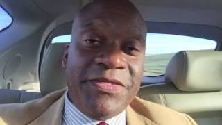 To NFL Owners Meeting Via Uber - Driver Ready For Houston Super Bowl