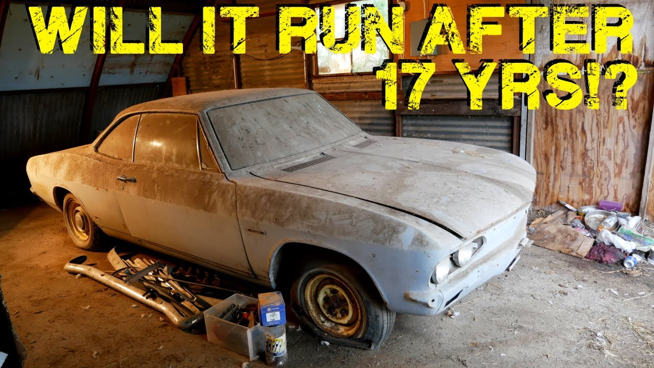 Will a BARNFIND Corvair Come Back to Life??