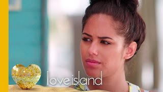 Olivia Confronts Malin About The Terry Situation - Love Island 2016