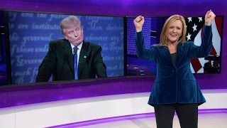 Go Ahead, Make Her Day (Act 1, Part 2) | Full Frontal with Samantha Bee | TBS