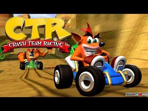 Crash Team Racing (Game Play) P1: Perro loco Mc`Fly