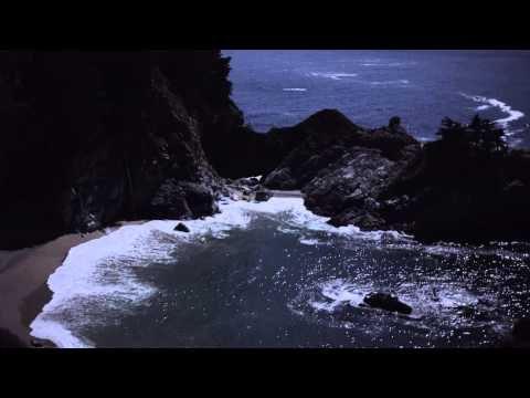 Big Sur moon light - Sony A7s + Atomos Shogun 4K low light test