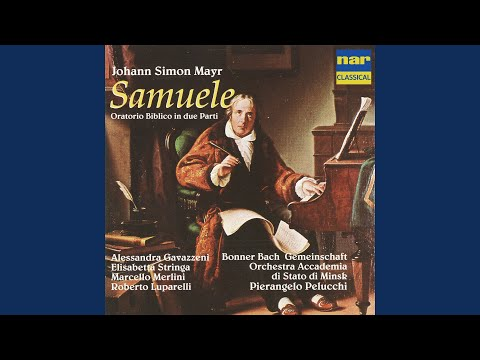 Samuele, Act I, Scene 1: Chi Di Purpurea Chioma