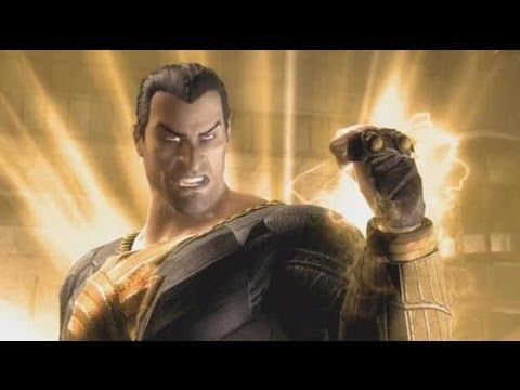 Injustice Gods Among Us - S.T.A.R LABS Black Adam - ☆☆☆ COMPLETE