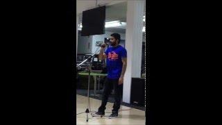 gippy grewal live song jatta de munde  by RD Singh