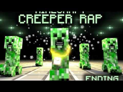 Dan Bull - Creeper Rap - Audio - Ending A