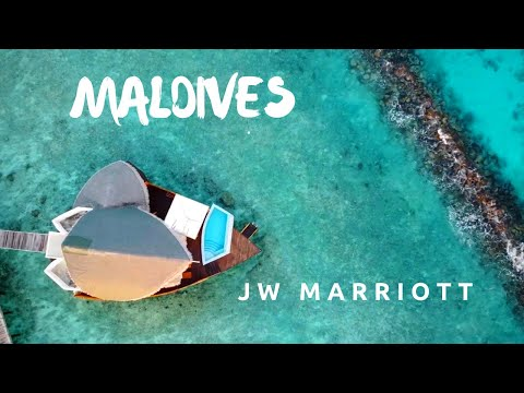 JW Marriott MALDIVES Overwater Villa