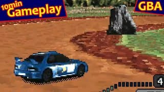 GT Advance 2: Rally Racing ... (GBA)