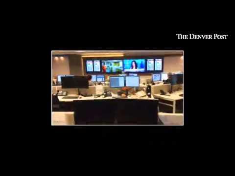 The new Denver Post newsroom is in full swing. #denverpost