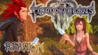 Kingdom Hearts 3 - Final Trailer [REACTION]