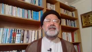 Dr Naqvi's Talk on: Noor, Quran & Imam Mahdi a.s? 28