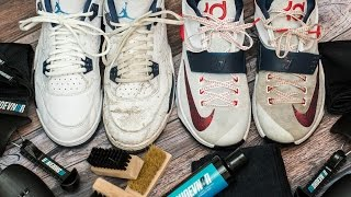 How to deep clean dirty KD 7
