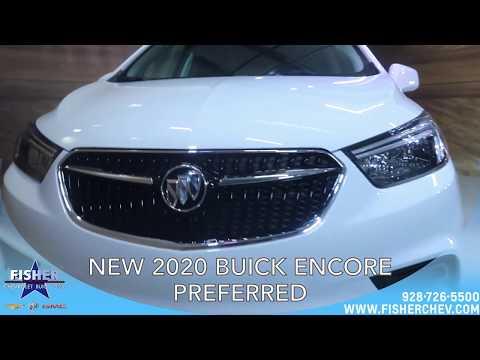 NEW 2020 BUICK ENCORE Preferred | Fisher Chevrolet Buick GMC | Yuma, AZ - B5402