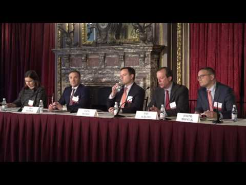 2017 11th Annual Capital Link International Shipping Forum - Shipping & Capital Markets Panel