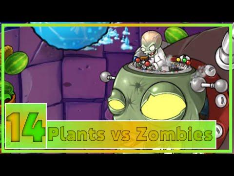 Plants vs. Zombies - #14 - Доктор Зомбосс