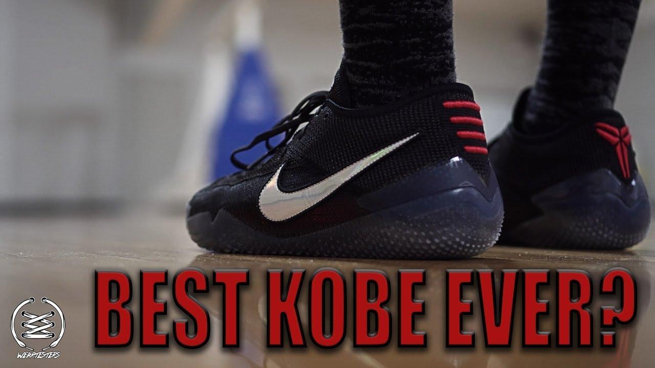 Nike Kobe NXT 360 Performance Review
