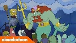 SpongeBob Schwammkopf | Goldene Momente | Neptuns Dreizack | Nickelodeon Deutschland