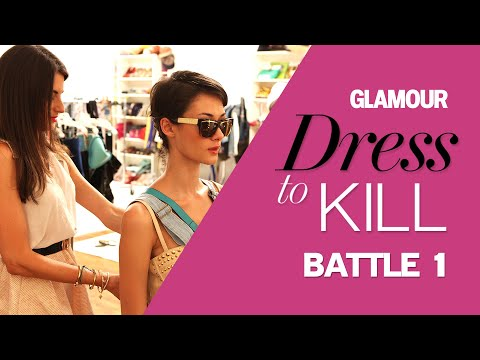 Love Fashion TV? Then Check Out Our New Styling Competition, Dress to Kill!