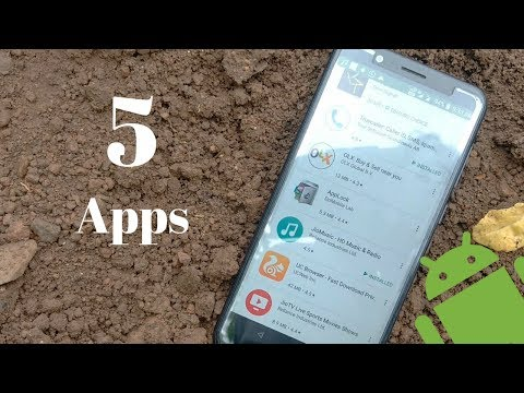 5 Very Useful Apps For Your Android 2018 Hindi
