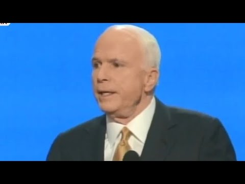 Remembering the life and legacy of John McCain