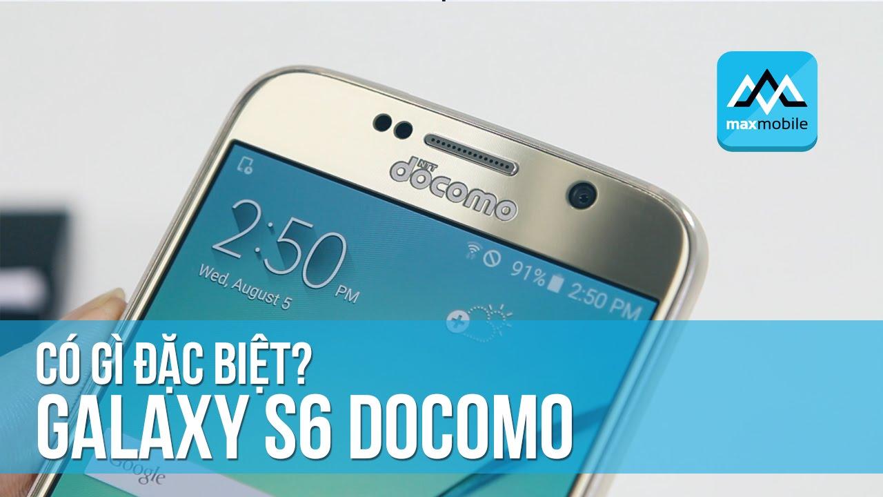 Galaxy S6 Docomo – Tại sao lại rẻ đến vậy?