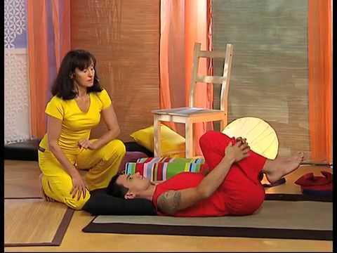 Йога для всех  (Урок №19)