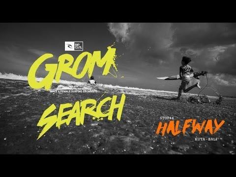 Indonesia Series: Kuta Bali - Rip Curl GromSearch 2014