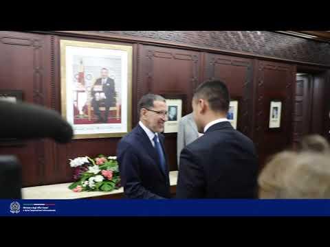 Missione del Ministro degli Esteri Di Maio in Marocco