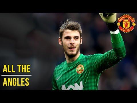 WINNER Best Manchester United Save! | De Gea's Incredible Fingertip Save v Chelsea! | 1000 PL