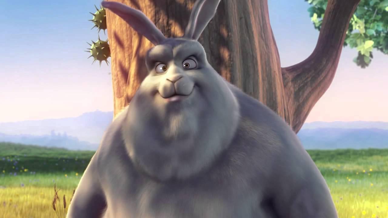 Bick Buck Bunny
