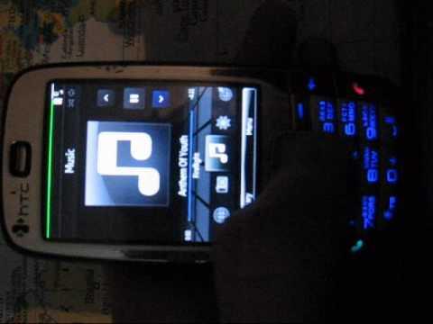 Manila 2D on Htc Vox (s710)