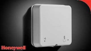 Installing the Honeywell T4R Wireless Thermostat | Honeywell