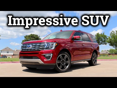2019 Ford Expedition Review & Drive