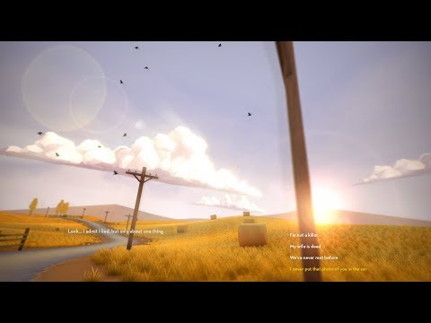 Hitchhiker - First Ride - Official Prototype Trailer