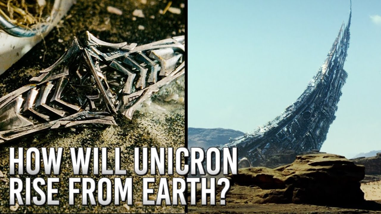 Download Transformers: How Will Unicron Rise From Earth!