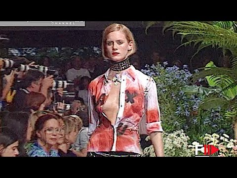 D&G Spring Summer 2000 Milan - Fashion Channel