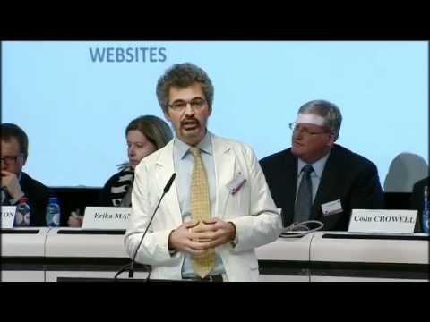 EurActiv's Leclercq addresses European Citizen's Initiative conference