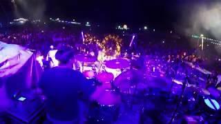 ก็มันเป็นอย่างนั้น - บิลลี่ โอแกน Ft.Rorary116 Live@The Legend Music Festival 2017 (DrumCam)