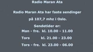 Radio Maran Ata- Per Sørum forteller om sitt møte med Jesus