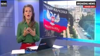 СЕГОДНЯ ВЕЩАЕТ Донбасс  мы надеемся, что война закончится! Украина Последние Новости!
