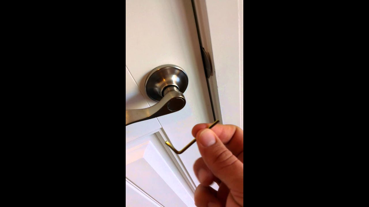 Easy Child Proofing On Reversible Door Handles