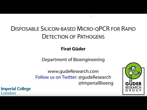 Disposable Silicon-based Micro-qPCR For Rapid Detection Of Pathogens