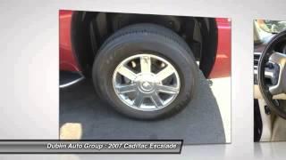2007 Cadillac Escalade for sale in Dublin, CA - Dublin Chevrolet, Cadillac, Buick, GMC and