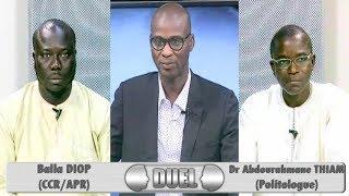 Duel (13 juil. 2018) : Affaires Khalifa SALL et Karim WADE …