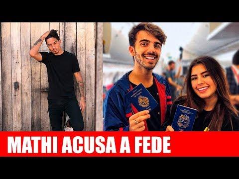 Mathi de Dosogas explota contra SUS PROPIOS FANS y contra Fede!