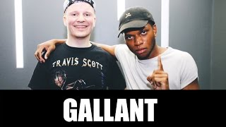 Gallant Interview: Hear His Story