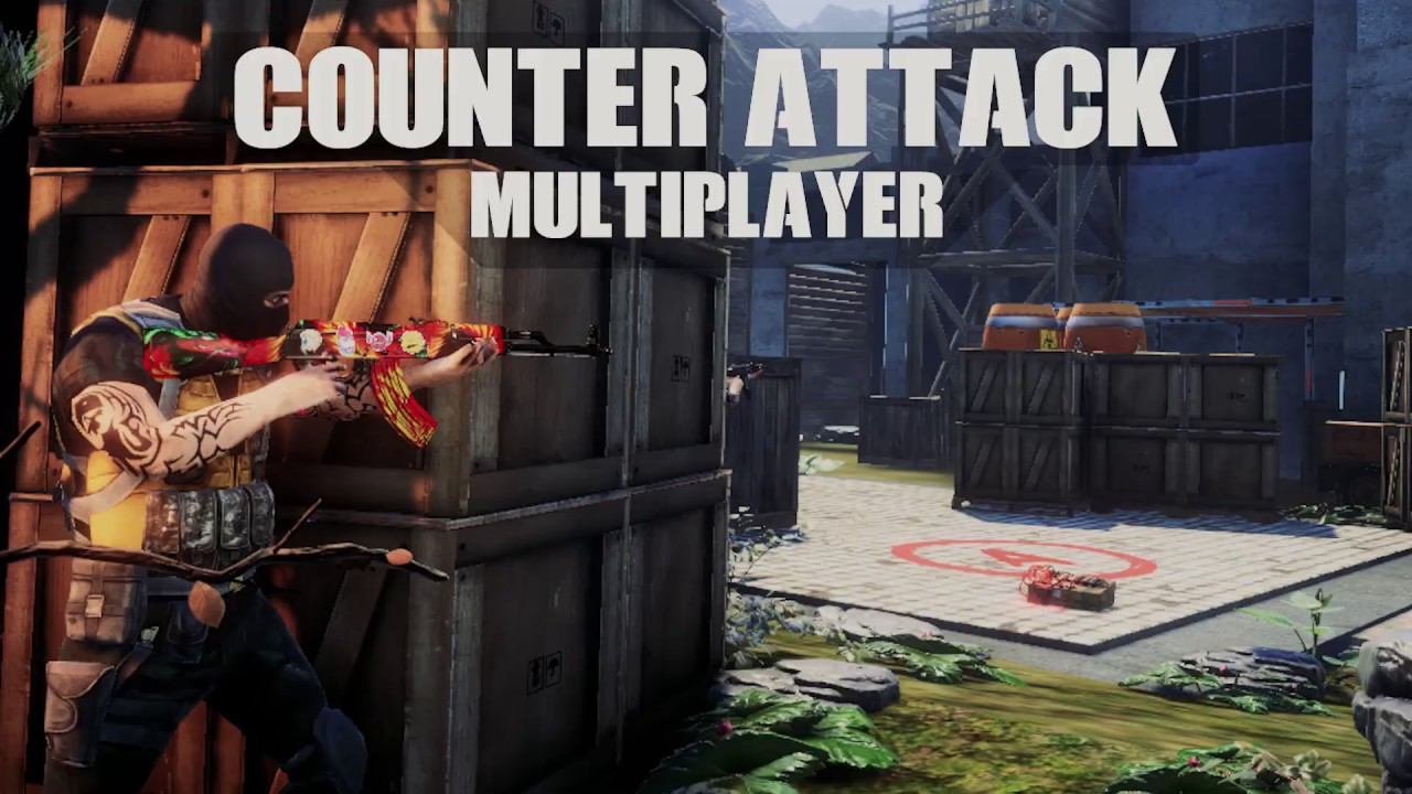 Counter Attack - Multiplayer FPS - by Seven Bulls Games - #1