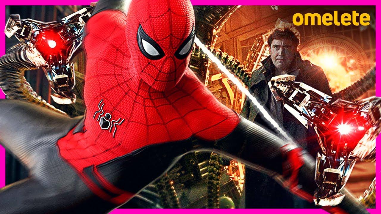 Conexão entre MCU e Sony? Homem-Aranha 3 vai explicar tudo