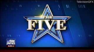 FOX News - The Five new Open and Studio 2017